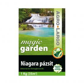 Fűmag Niagara 1kg Magic Garden