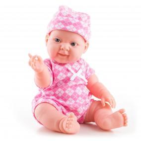 G21 Jasmina baba, 35 cm, rózaszín kiegészítőkkel
