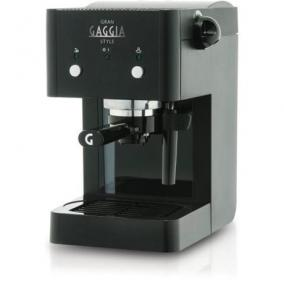 Kávéfőző presszó ajándék pellini cremoso 250g kávéval - Gaggia, RI8423/11 STYLE FEKETE