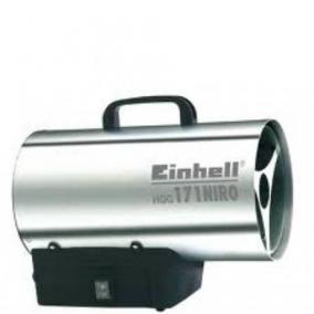 Hősugárzó gáz - Einhell, HGG 171 N