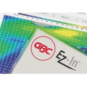 Meleglamináló fólia, 80 mikron, A5, fényes, GBC [100 db]
