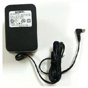 Hálózati adapter, feliratozógépekhez, CASIO