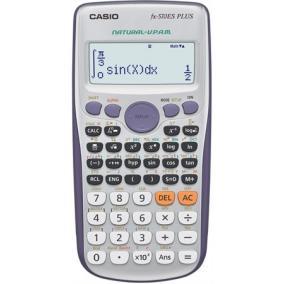 Számológép, tudományos, 417 funkció, CASIO