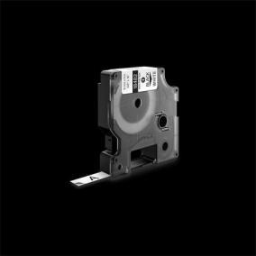 Feliratozógép szalag, tartós poliészter, 9 mm x 5,5 m,  DYMO