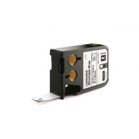 Laminált vezeték- és kábelburkoló etikett, 21 x 39 mm, DYMO