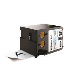 Feliratozógép szalag, vinil, 54 mm átmérőjű, DYMO