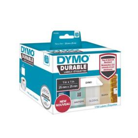 Etikett, LW nyomtatóhoz, 25x25 mm, 1700 db etikett, DYMO