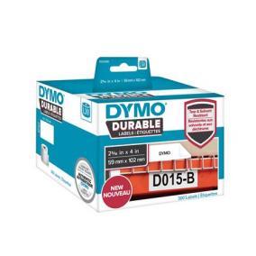 Etikett, LW nyomtatóhoz, 59x120 mm, 300 db etikett, DYMO