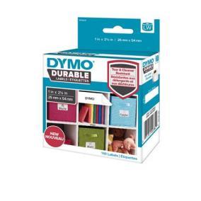 Etikett, LW nyomtatóhoz, 25x54 mm, 160 db etikett, DYMO