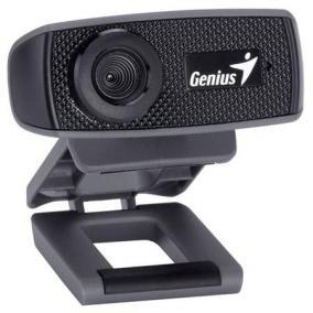 Webkamera, beépített mikrofonnal, USB, GENIUS,