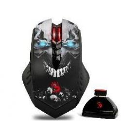 Gaming mouse A4Tech Bloody R80 Color, Wireless, Metal Feet