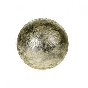 Gömb álló üveg 20cm x20cm x20cm arany
