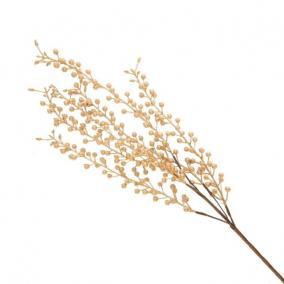 Gyöngy ág hungarocell 130 cm arany
