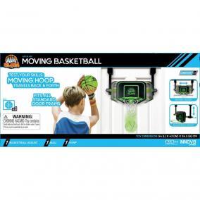 Mozgó kosárlabda palánk