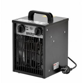 Hősugárzó ventilátorral és termosztáttal, 2000w - Hecht, HECHT3502