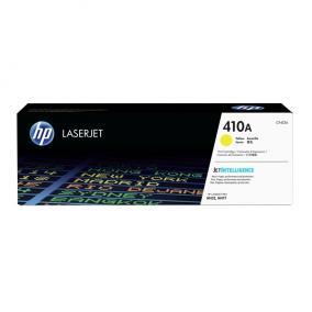 HP CF412X [Y] 5K #No.410X toner (eredeti, új)