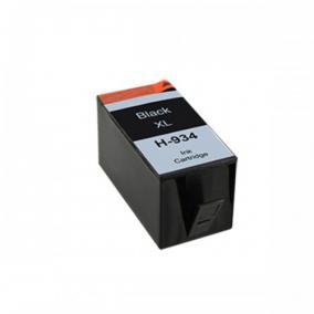 HP C2P23AE [Bk] #No.934 XL kompatibilis tintapatron (ForUse)