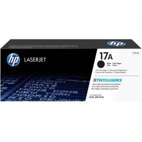 HP CF217A [BK] 1,6K #No.17A toner (eredeti, új)