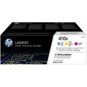 HP CF252XM [MultiPack] #No.410X toner (eredeti, új)
