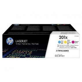 HP CF253XM [MultiPack] #No.201X toner (eredeti, új)
