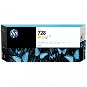 HP F9K15A [Y XL] #No.728 tintapatron (eredeti, új)
