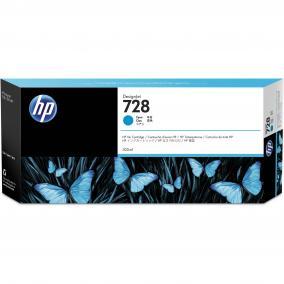 HP F9K17A [C XL] #No.728 tintapatron (eredeti, új)