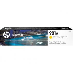 HP J3M70A [Y] #No.981 tintapatron (eredeti, új)