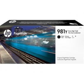 HP L0R16A [Bk XXL] #No.981Y tintapatron (eredeti, új)