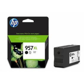 HP L0R40A [Bk XXL] #No.957XL tintapatron (eredeti, új)
