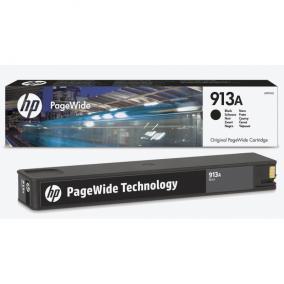 HP L0R95A [Bk] #No.913A tintapatron (eredeti, új)