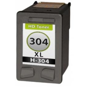 HP N9K08AE [Bk XL] #No.304XL kompatibilis tintapatron (ForUse)