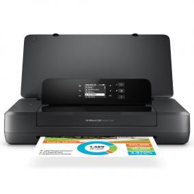 HP OfficeJet 202 tintasugaras (WiFi-s) mobil nyomtató