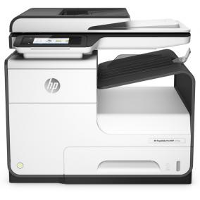 HP PageWide Pro 477DW tintasugaras (Duplex+Wifi) multifunkciós nyomtató