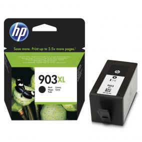 HP T6M15AE [Bk XL] #No.903XL tintapatron (eredeti, új)