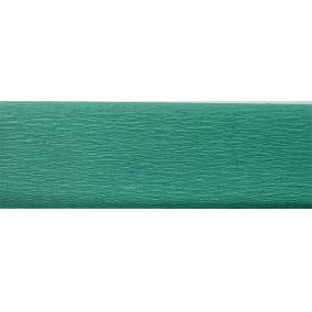 Krepp papír 50x200 cm, zöld