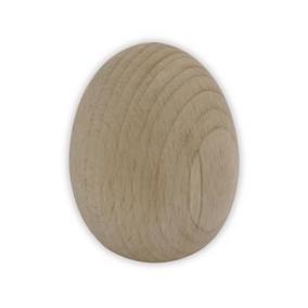 Fa tojás, bükkfa, 60 mm