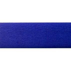 Krepp papír 50x200 cm, VICTORIA, kék