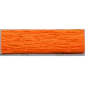 Krepp papír 50x200 cm, VICTORIA, neon narancs
