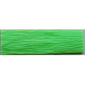 Krepp papír 50x200 cm, VICTORIA, neon zöld