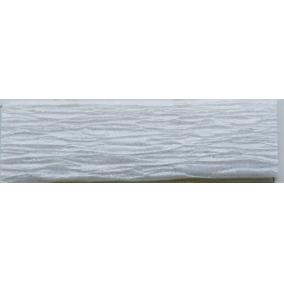 Krepp papír 50x200 cm, VICTORIA, gyöngyház fehér