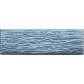 Krepp papír 50x200 cm, VICTORIA, gyöngyház kék