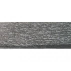 Krepp papír 50x200 cm, VICTORIA, világosszürke