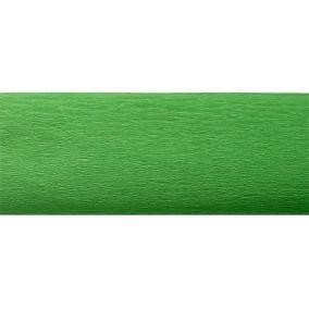 Krepp papír 50x200 cm, VICTORIA, fűzöld