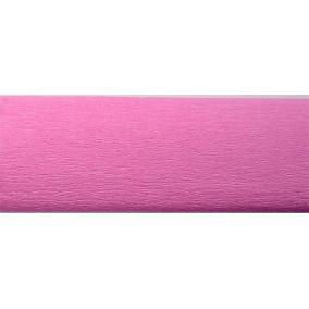 Krepp papír 50x200 cm, VICTORIA, rózsaszín