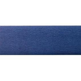 Krepp papír 50x200 cm, VICTORIA, sötétkék