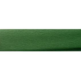 Krepp papír 50x200 cm, VICTORIA, sötétzöld
