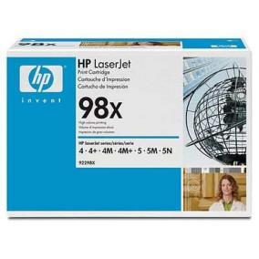 HP 92298X #No.98X toner (eredeti, új)