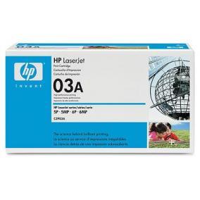 HP C3903A #No.03A toner (eredeti, új)