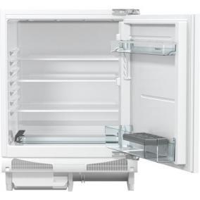 Hűtő beépíthető egyajtós - Gorenje, RIU6092AW