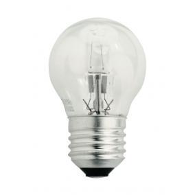 Halogén, E27, 18W, G45, 185lm, 2800K, kisgömb formájú fényforrás (HSL-G45-18W)